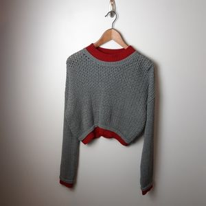 Urban Outfitters | Silence + Noise Crop Sweater